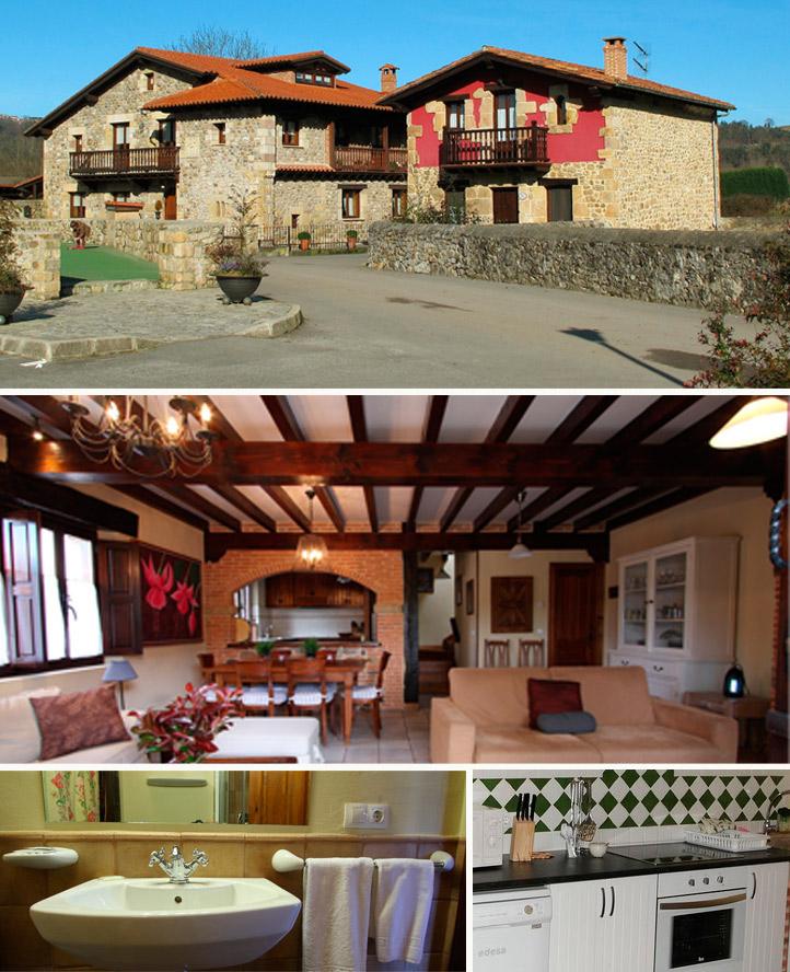 casa rural vallejo cantabria